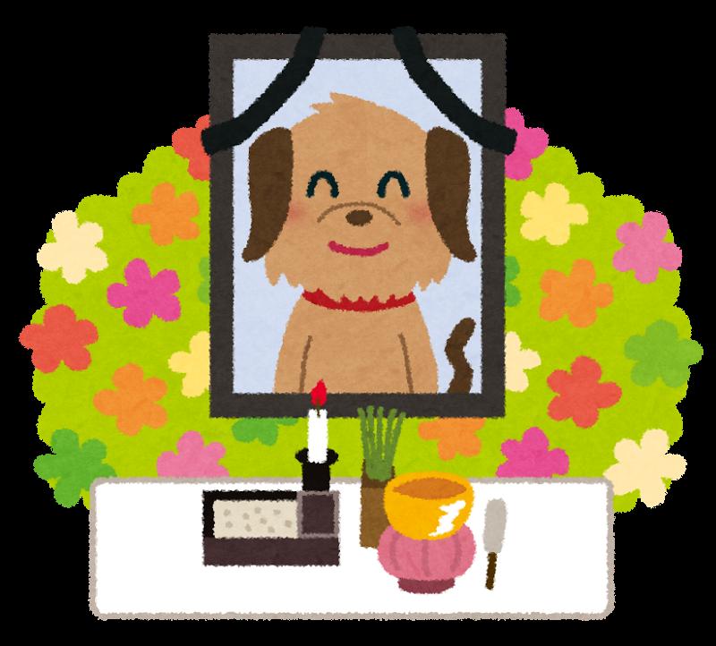 愛犬の葬儀・セレモニー